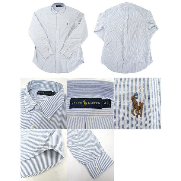 ラルフローレン オックスフォードシャツ ボタンダウンシャツ gb-int 05
