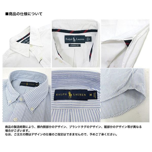 ラルフローレン オックスフォードシャツ ボタンダウンシャツ gb-int 06
