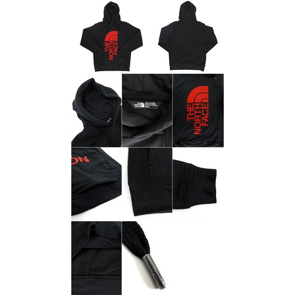 THE NORTH FACE ノースフェイス MENS TRIVERT PULLOVER HOODIE ハーフドーム プルオーバー NF0A3MB6|gb-int|02