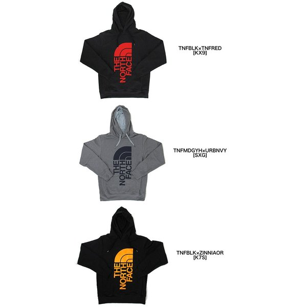 THE NORTH FACE ノースフェイス MENS TRIVERT PULLOVER HOODIE ハーフドーム プルオーバー NF0A3MB6|gb-int|03
