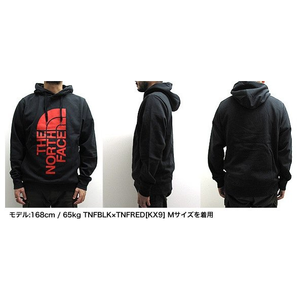 THE NORTH FACE ノースフェイス MENS TRIVERT PULLOVER HOODIE ハーフドーム プルオーバー NF0A3MB6|gb-int|04