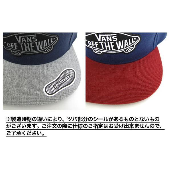 VANS バンズ キャップ クラシックパッチ 帽子 (メール便不可)|gb-int|04
