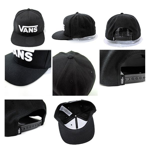 VANS バンズ キャップ DROP V II BBキャップ VN0A36OR|gb-int|02
