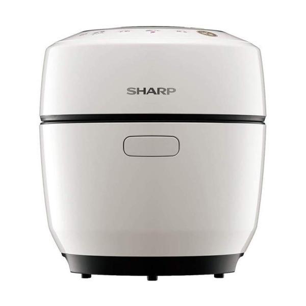シャープ SHARP ヘルシオ ホットクック 1.0L 無水鍋 自動調理 無線LAN対応 ホワイト KN-HW10E-W|gbft-online|02