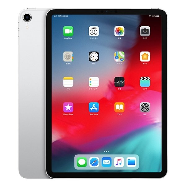 アップル Apple iPad Pro 11インチ 第1世代 Wi-Fi 256GB シルバー MTXR2J/A|gbft-online