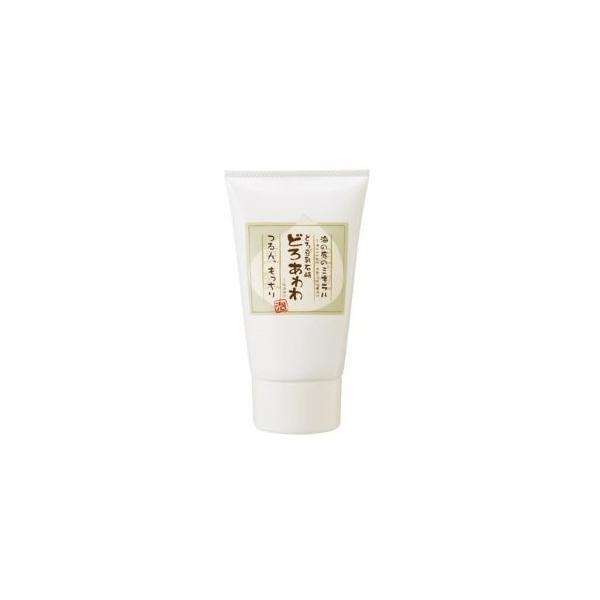 健康コーポレーション どろ豆乳石鹸 どろあわわ あわわ洗顔 110g チューブタイプ|gbft