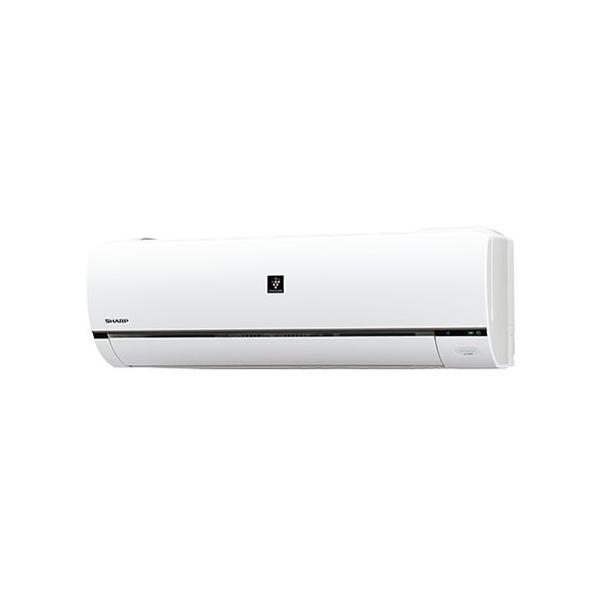 シャープ 高濃度プラズマクラスター25000搭載 エアコン おもに10畳用 ホワイト系 AY-F28E-W