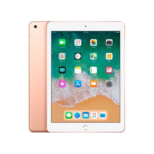 iPad 9.7インチ Retinaディスプレイ Wi-Fiモデル MRJP2J/A(128GB・ゴールド) [128GB] (2018)の画像