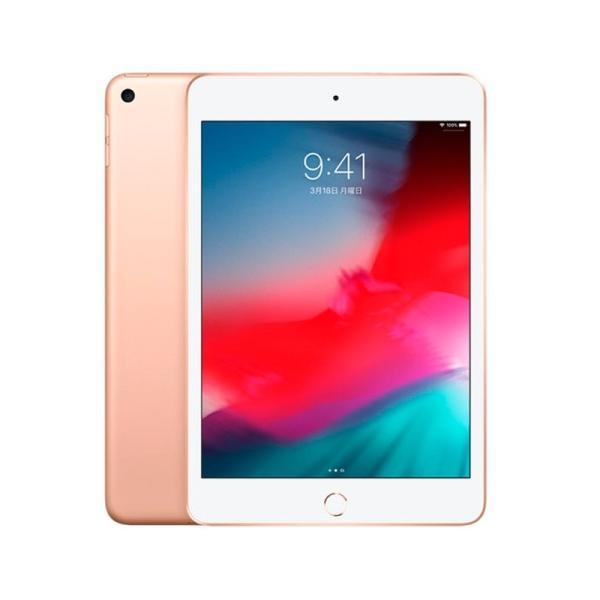 iPad mini 7.9インチ Retinaディスプレイ Wi-Fiモデル MUQY2J/A(64GB・ゴールド)(2019)の画像