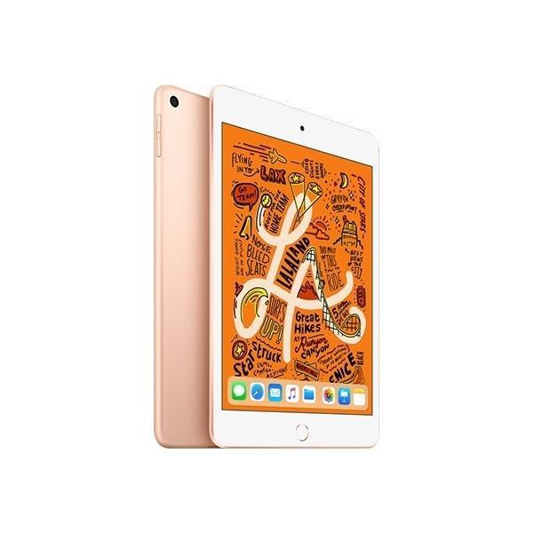 iPad mini 7.9インチ Retinaディスプレイ Wi-Fiモデル MUU62J/A(256GB・ゴールド)(2019)の画像