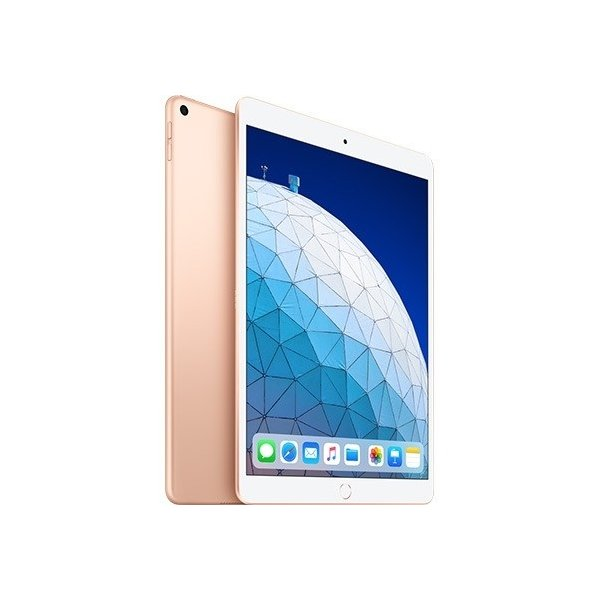 iPad Air 10.5インチ Retinaディスプレイ Wi-Fiモデル MUUT2J/A(256GB・ゴールド)(2019)の画像