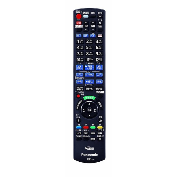 パナソニック ブルーレイディスクレコーダー DMR-BRX2020 gbft 03