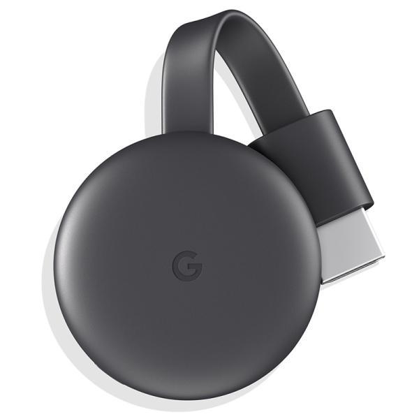 グーグル Google Chromecast チャコール GA00439-JP