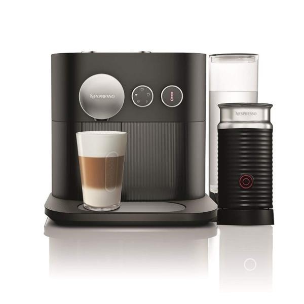 ネスプレッソ Nespresso コーヒーメーカー エキスパート バンドルセット ブラック C80BK-A3B|gbft