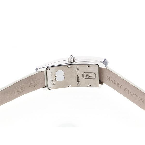 ハリー・ウィンストン アヴェニュー 340LQWLMD31 ホワイト文字盤 レディース 腕時計 新品