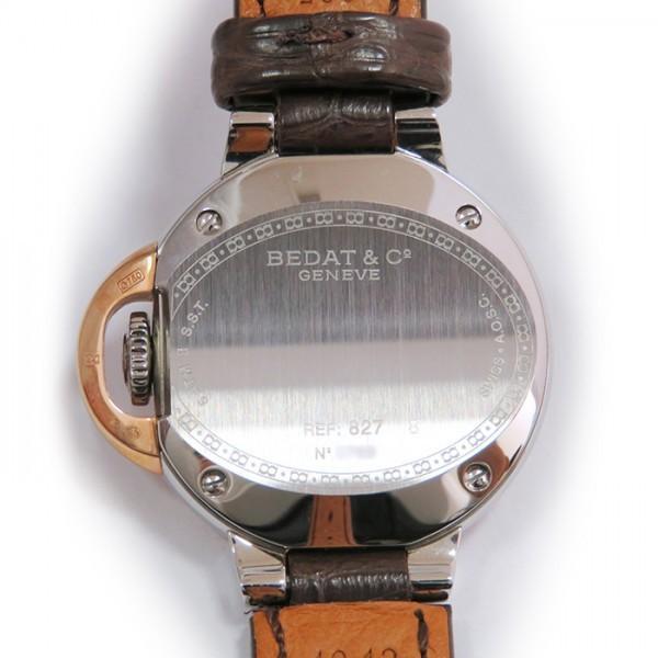 ベダ&カンパニー その他 コレクション No.8 B827.070.400 ブラウン文字盤 レディース 腕時計 新品