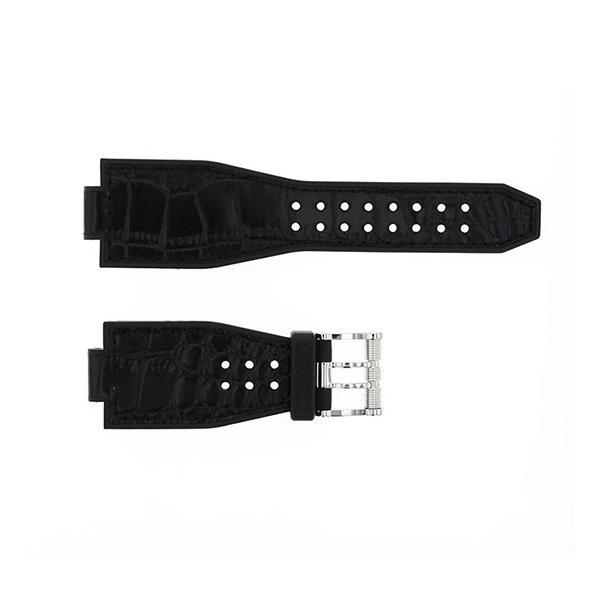 純正ストラップ アクアノウティック ブラック  KC S Y15 メンズ 替えベルト 新品