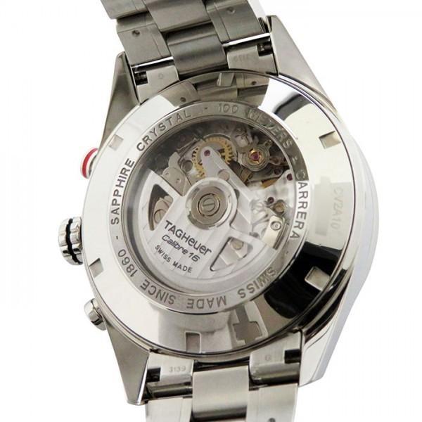 タグ・ホイヤー カレラ タキメータークロノ デイデイト CV2A10.BA0796 ブラック文字盤 メンズ 腕時計 中古|gc-yukizaki|05