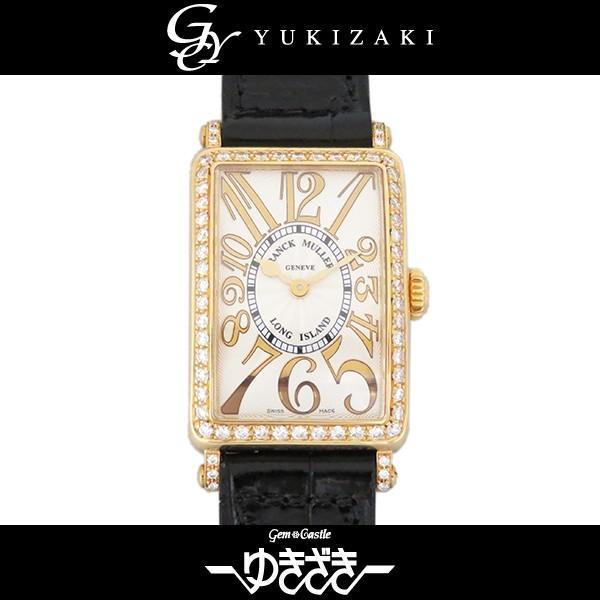 フランク・ミュラー ロングアイランド 902QZ REL D 1R シルバー文字盤 レディース 腕時計 新品