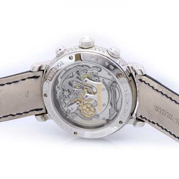 オーデマ・ピゲ ジュールオーデマ トゥールビヨン 26083BC.ZZ.D102CR.01 ホワイト文字盤 メンズ 腕時計 新品|gc-yukizaki|03