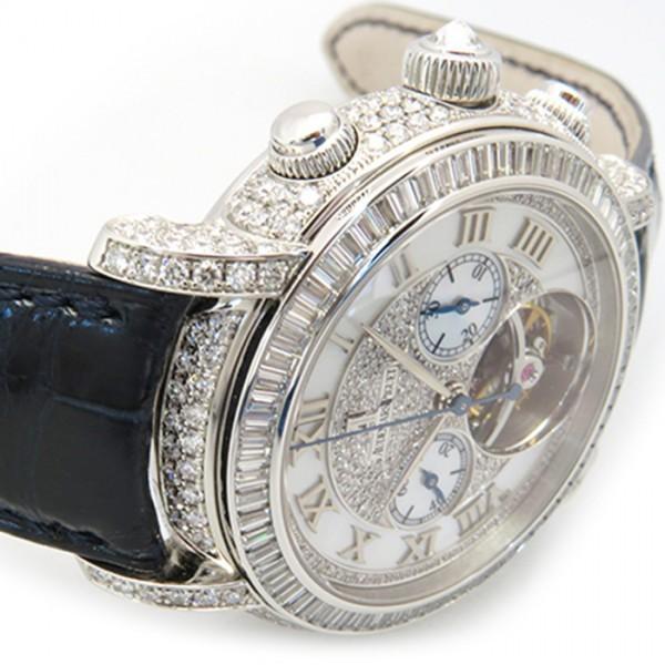 オーデマ・ピゲ ジュールオーデマ トゥールビヨン 26083BC.ZZ.D102CR.01 ホワイト文字盤 メンズ 腕時計 新品|gc-yukizaki|06