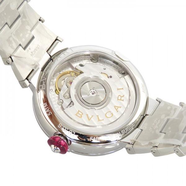 ブルガリ その他 ルチェア LU33BSSD ブラック文字盤 レディース 腕時計 新品