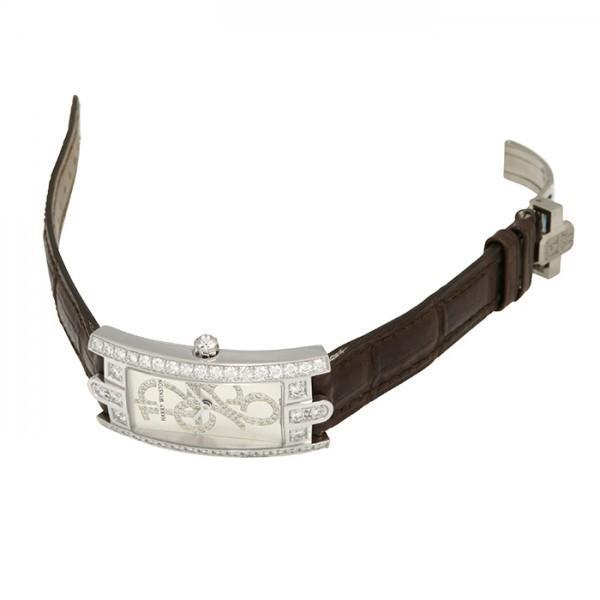 ハリー・ウィンストン アヴェニュー Cミニ  332LQWL.WD/D3.1 ホワイト文字盤 レディース 腕時計 新品