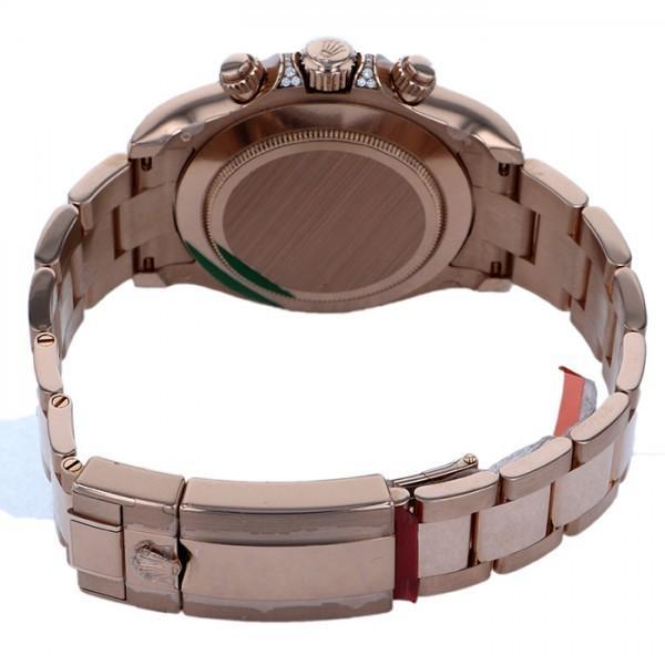 ロレックス デイトナ レインボー 116595RBOW ブラック/ピンク文字盤 メンズ 腕時計 新品 gc-yukizaki 05
