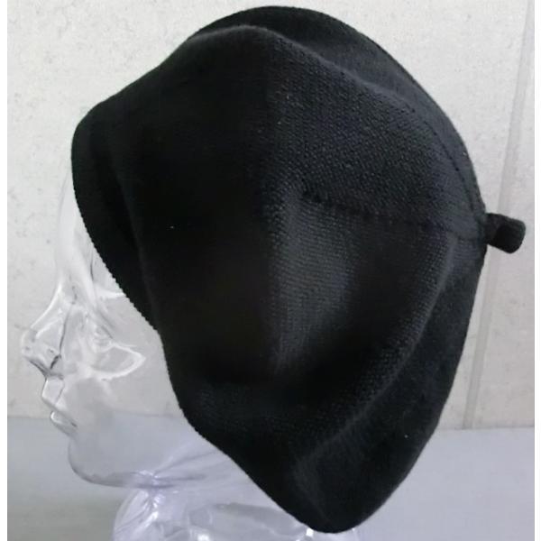 【店内商品2点以上ご購入で送料無料】帽子 ベレー サマーコットン ニットベレー帽 オールシーズン シンプル ベレー帽 メンズ レディース gcp 04