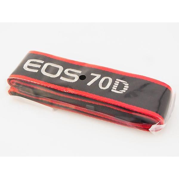 Canon キヤノン EW-EOS70D ワイドストラップ  新品 純正品 メール便送料無料 代引き不可
