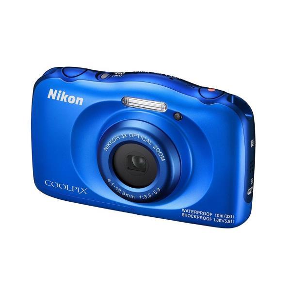 Nikon ニコン COOLPIX W100 ブルー 在庫あり