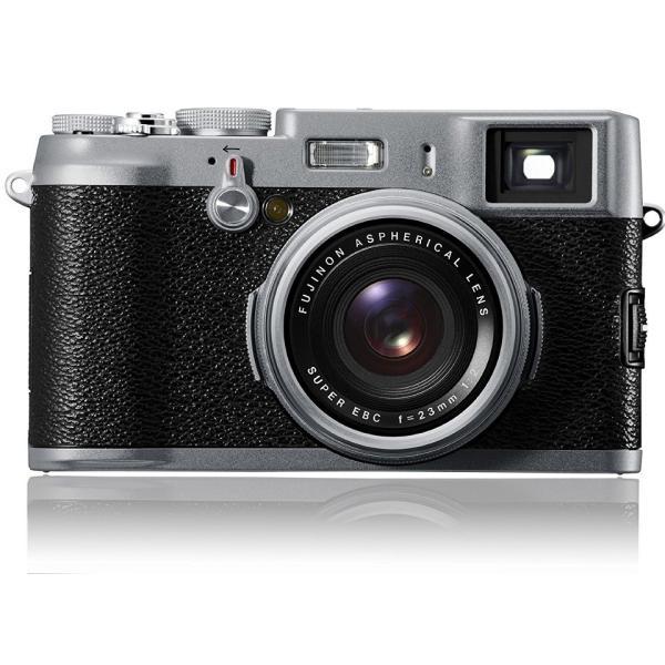 デジタルカメラ FUJIFILM フジフィルム FinePix X100 F FX-X100 中古品
