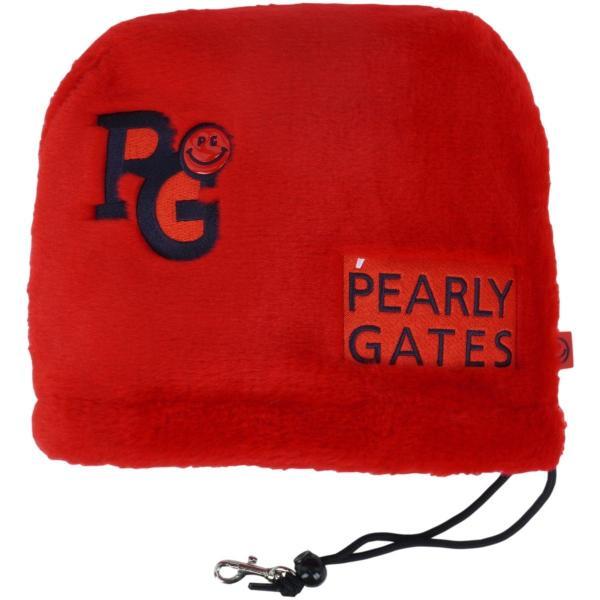 パーリーゲイツ PEARLY GATES ボア アイアンカバー メンズ レディース ユニセックス ゴルフ