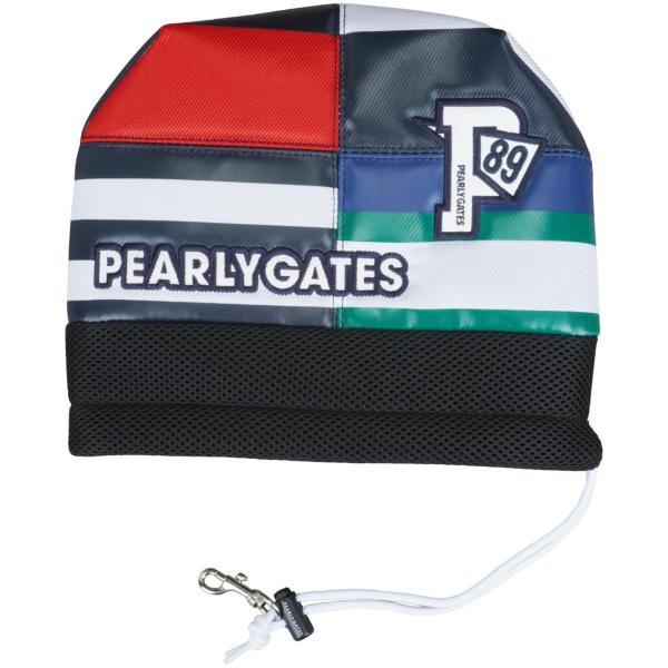 パーリーゲイツ PEARLY GATES マルチボーダー アイアンカバー