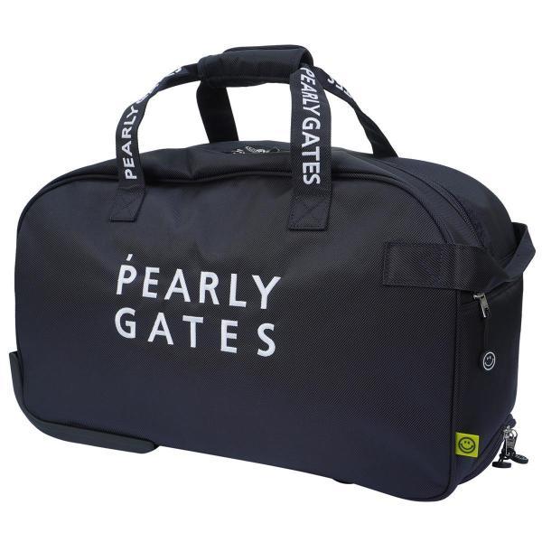 パーリーゲイツ PEARLY GATES キャリー付きボストンバッグ