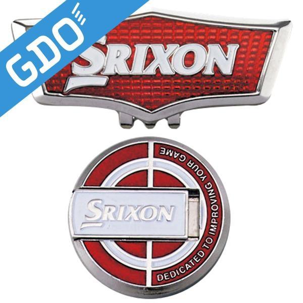 ダンロップ SRIXON クリップ&スタンドアップマーカー