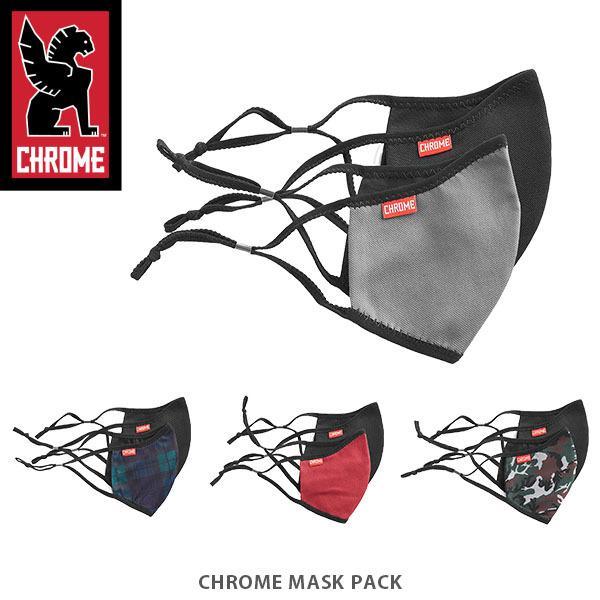 クローム マスク 2枚セット CHROME CHROME MASK PACK AC-206 CRMAC206 国内正規品