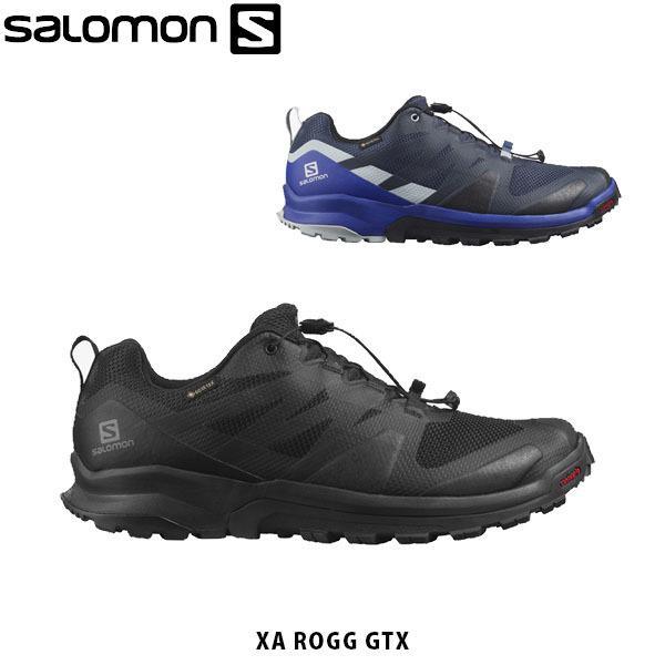 SALOMON サロモン XA ROGG GORE-TEX メンズ トレランシューズ スニーカー トレイルランニング ゴアテックス 防水 透湿 SAL0009 国内正規品
