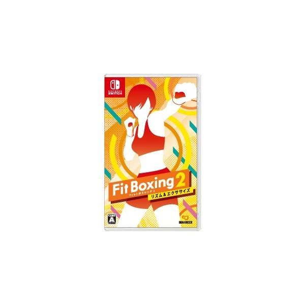 ・即日出荷 NintendoSwitchFitBoxing2-リズム&エクササイズ-フィットボクシング050506