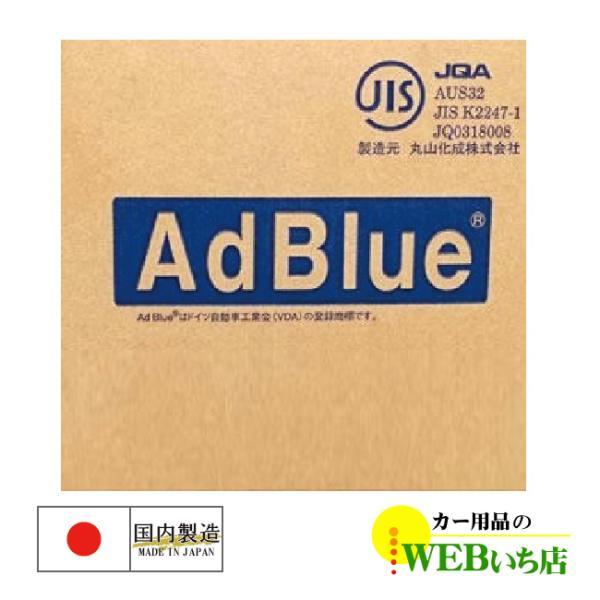 AdBlue 20L アドブルー 高品位尿素水 尿素SCR