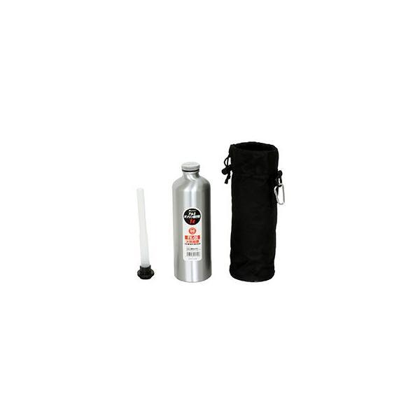 大自工業 メルテック Meltec アルミガソリン携行缶1L FK-06