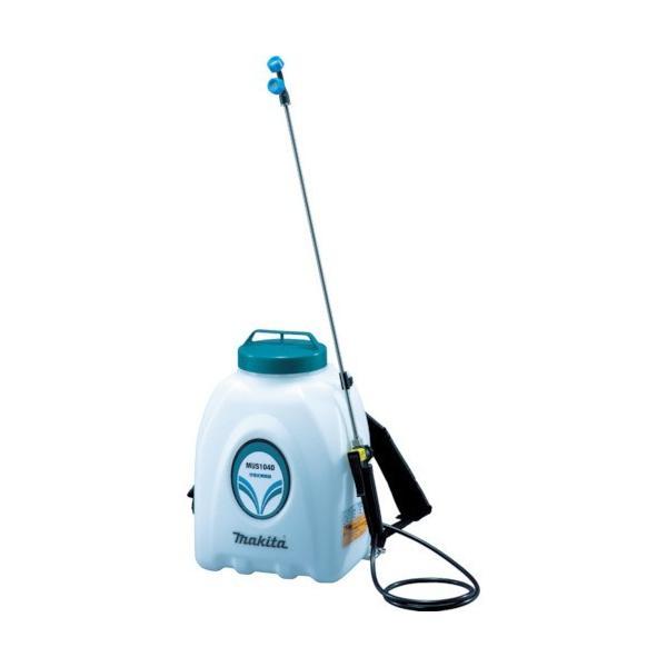 マキタ 充電式噴霧器MUS104DSH MUS104DSH 期間限定 ポイント15倍