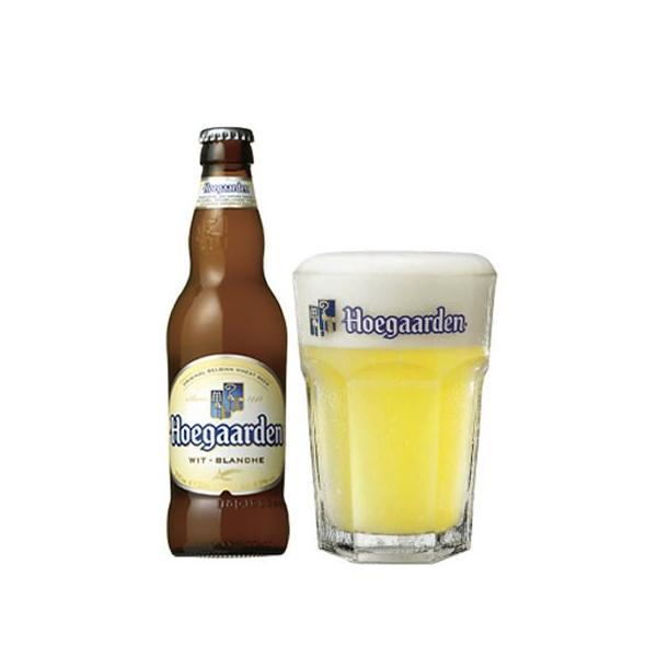 ヒューガルデンホワイト 330ml瓶 ×1ケース 24本入り  ベルギービール 輸入ビール ヒューガル・ホワイト|gekiyasuitiba-asia