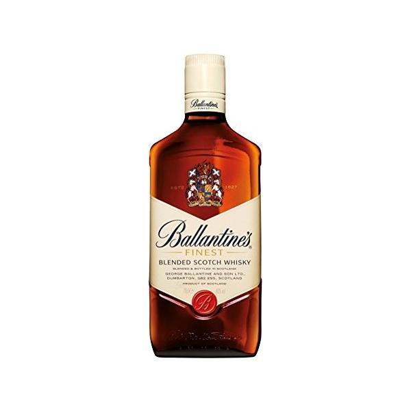 バランタイン ファイネスト ECタイプ 700ml ×6本 スコッチウイスキー Ballantine's  gekiyasuitiba-asia
