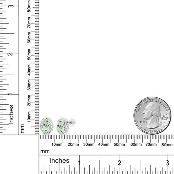 ピアス 1.78カラット 10金 ホワイトゴールド(K10) 天然ダイヤモンド