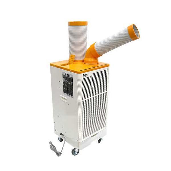 スポットエアコン スポットクーラー 業務用 スイデン 単相 100V 熱中症 工場|genbaichiba