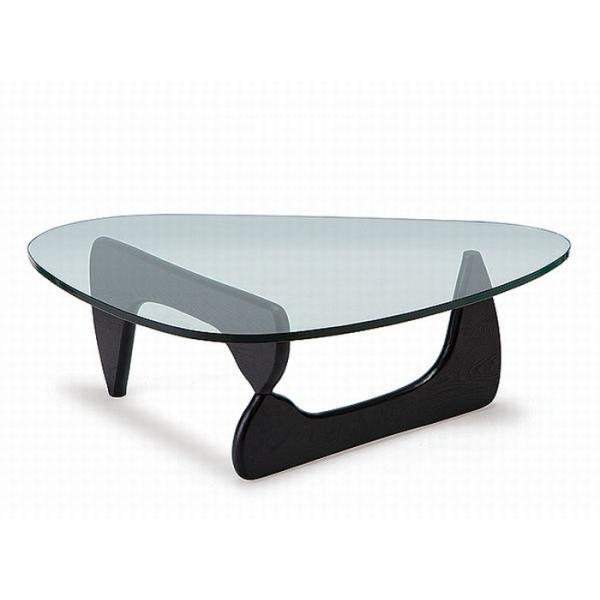 イサムノグチ コーヒーテーブル ガラス19ミリ tim-000275