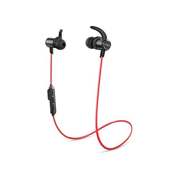 改善版Anker SoundBuds Slim(ワイヤレスイヤホン カナル型)Bluetooth 5.0対応 / 10時間連続再生 / IP|general-purpose|16