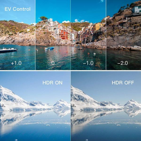 進化版 APEMAN A66S アクションカメラ 1080P高画質 1400万画素 HDMI出力 スポーツカメラ 2インチ液晶画面 40M general-purpose 19