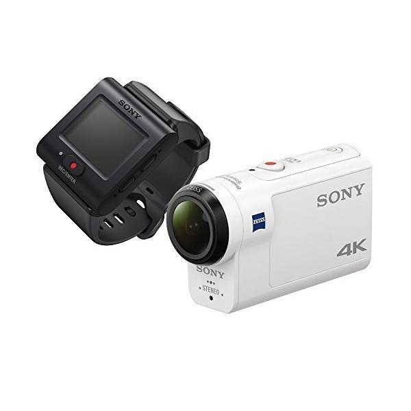 SONY(ソニー)『デジタル4Kビデオカメラレコーダー アクションカム(FDR-X3000R)』